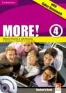 More! 4 SB w/CDROM Cyber Hwork Herbert Puchta, Jeff Stranks, Günter Gerngross
