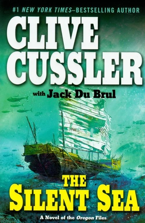 Silent Sea Cussler Clive