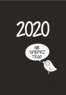 Kalendarz 2020 Ptaszek Staszek<br />z autografem Autora
