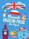 Słownik angielsko-polski dla dzieci + CD Sandecka Katarzyna