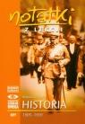Notatki z lekcji Historia 1905-1939