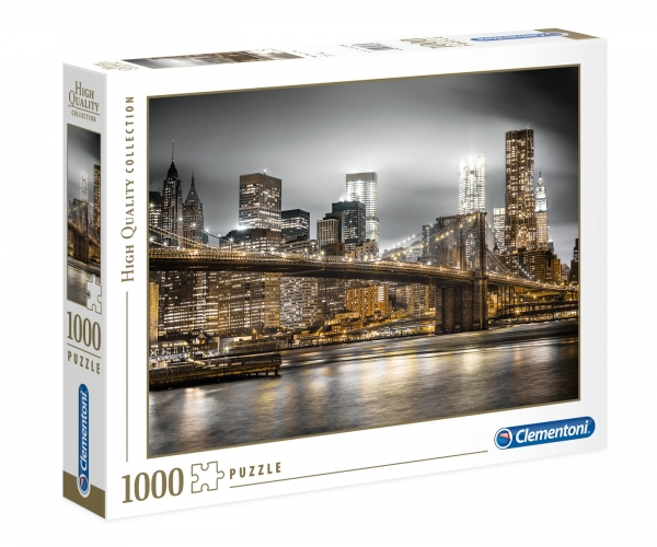Puzzle HQC 1000: New York skyline (39366)