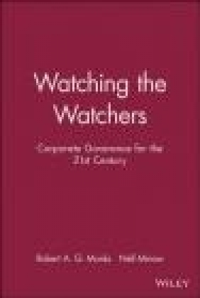 Watching Watchers Robert A. G. Monks, Nell Minow, R Monks