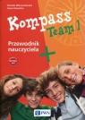 Kompass Team 1 Przewodnik nauczyciela 7-8 Szkoła podstawowa Nowicka Irena, Wieruszewska Dorota