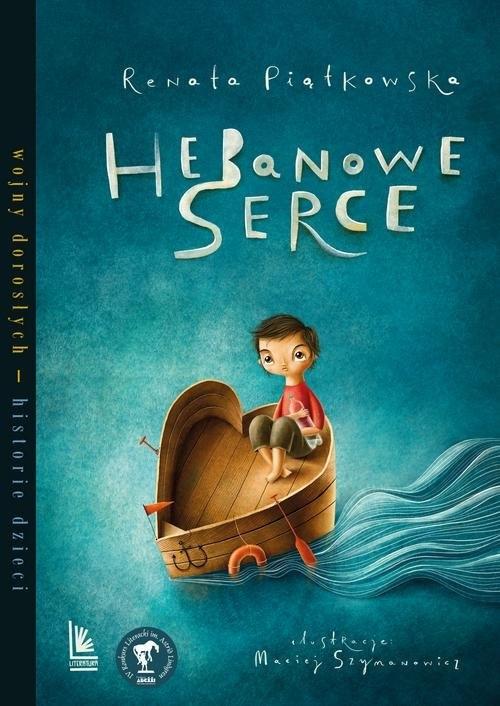 Hebanowe serce Piątkowska Renata