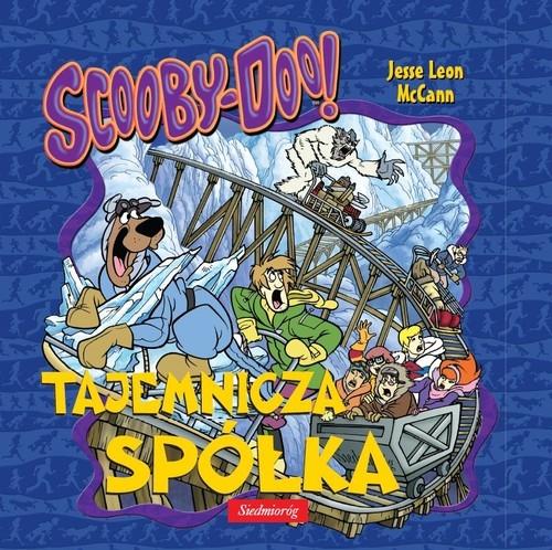 Scooby-Doo! Tajemnicza Spółka McCann Jesse Leon