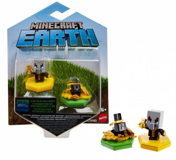 Figurki Minecraft doładowujące 2-pak 3 (GKT41/GKT44)