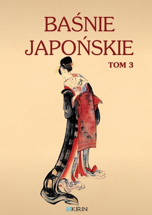 Baśnie japońskie Tom 3