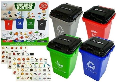 Ekologiczna Sortowanie Śmieci - Dbaj o Przyrodę