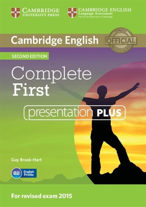 Complete First Presentation Plus DVD Brook-Hart Guy, Thomas Barbara, Thomas Amanda