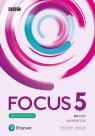 Focus Second Edition 5. Workbook + kod (Interactive Workbook) praca zbiorowa
