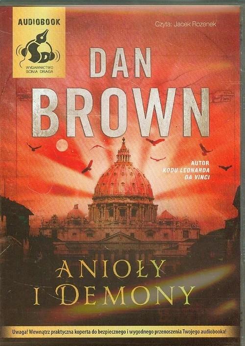Anioły i demony  (Audiobook) Brown Dan