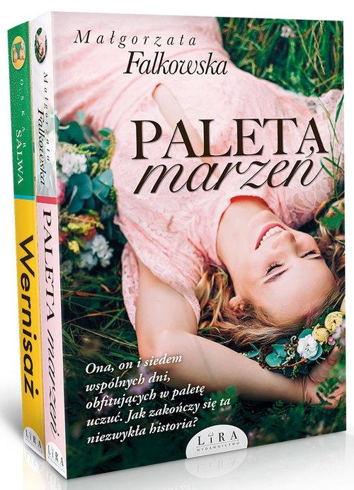 Paleta marzeń Wernisaż Pakiet Falkowska Małgorzata, Salwa Oskar