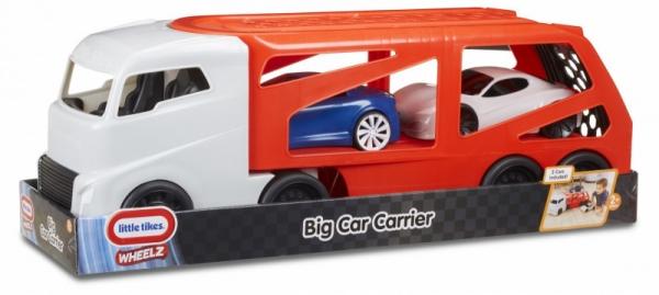 Pojazdy Duża laweta + 2 autka (646669)
