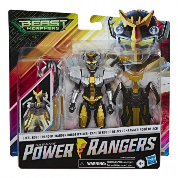 Figurka Steel Robot Ranger (E5899/E6904)