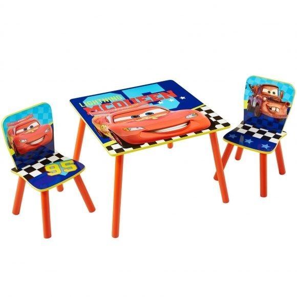 Stolik i krzesełka Cars (2B527CLN02E)
