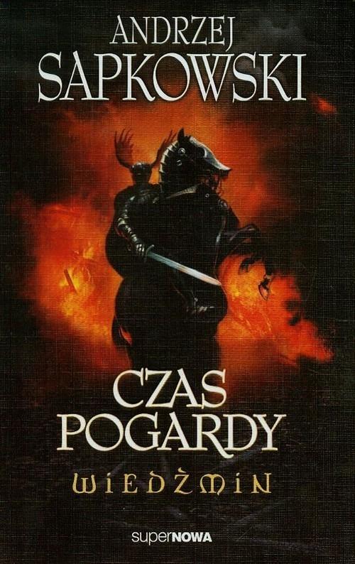 Wiedźmin 4 Czas pogardy Sapkowski Andrzej