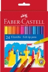 Flamastry Zamek 24 kolory (554224)