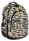 Plecak 3-komorowy Złote Tropiki