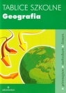 Tablice szkolne Geografia Gimnazjum, technikum, liceum Mizerski Witold, Żukowski Jan, Żukowska Jadwiga