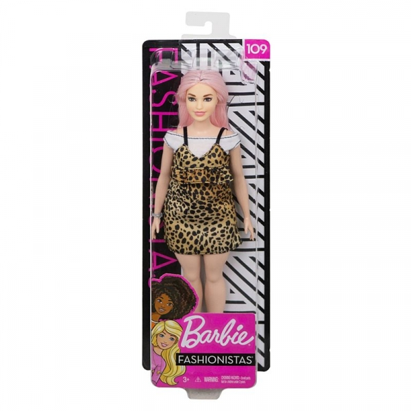 Barbie Fashionistas Modne Przyjaciółki - Lalka 109