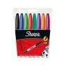 Markery Sharpie Fine kpl 8-kolorów (SHP-0814660)