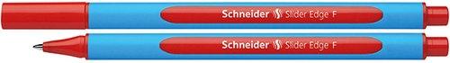 Długopis Schneider Slider Edge, F, czerwony