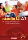 studio d A1 Kurs und Ubungsbuch + CD Teilband 2 Podręcznik z ćwiczeniami