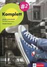 Komplett 2 Książka ćwiczeń + DVD+CD