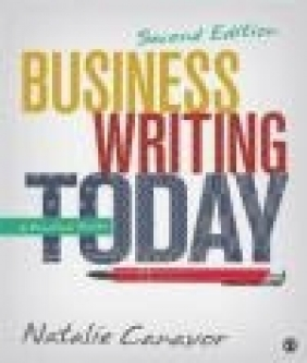 Business Writing Today Natalie Canavor