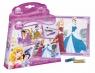 Disney Princess Sparkling Cards - Udekoruj obrazki