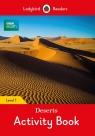 BBC Earth: Deserts Activity Book