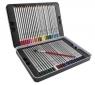 Kredki akwarelowe 48 kolorów box + pędzelek