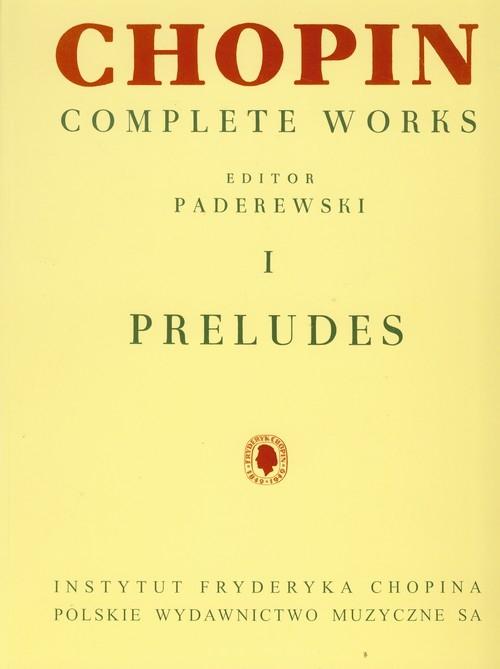 Chopin Complete Works I Preludia