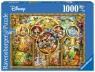 Puzzle 1000: Najpiękniejsze momenty Disneya (15266)