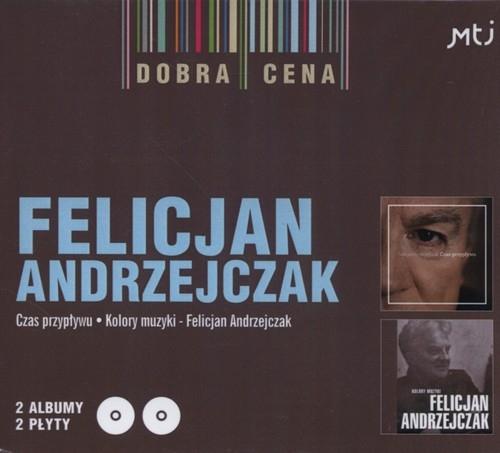 Czas przypłyu Kolory muzyki Felicjan Andrzejczak