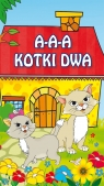 A-a-a, kotki dwa Harmonijka duża