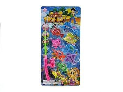 Gra zręcznościowa Adar rybki z wędką (534667)