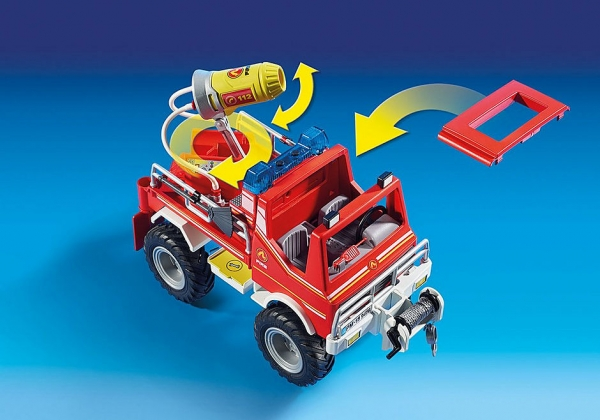 Terenowy wóz strażacki (9466)