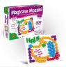 Magiczne mozaiki kreatywność i edukacja. 300 elementów (0666) Wiek: 4+