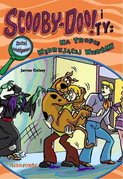 Scooby-Doo! i Ty: Na tropie Wędrującej Wiedźmy Gelsey James