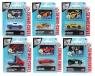 Transformers Metalowe pojazdy, 6 rodzajów