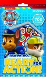 Zestaw 700 naklejek Psi Patrol