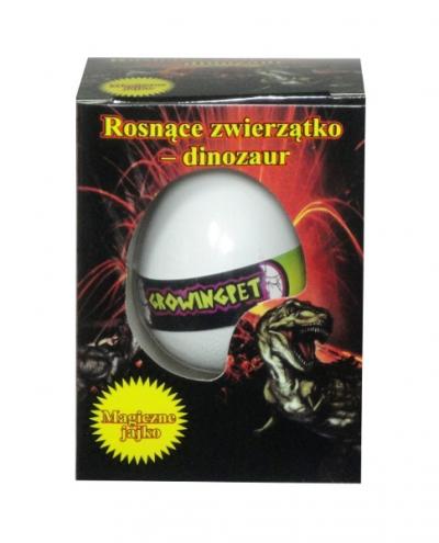 Dinozaur w jajku
