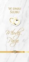 Karnet Ślub DL-104