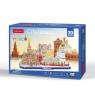 Puzzle 3D: Cityline - Moskwa (306-20266)Wiek: 8+