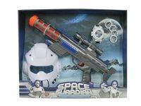 Miotacz Space Guardian 47cm z dźwiękami w zestawie