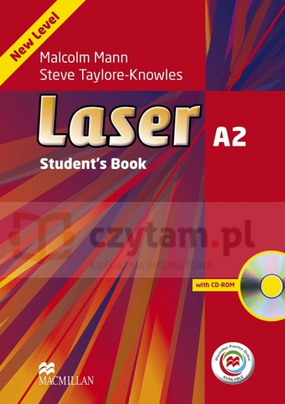 Laser A2 SB with CD-Rom +MPO Steve Taylore-Knowles, Malcolm Mann