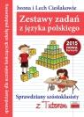 Zestawy zadań z języka polskiego
