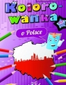 Kolorowanka o Polsce
